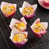 Mandarinen-Muffins mit Schokolade: Thermomix ® Rezept