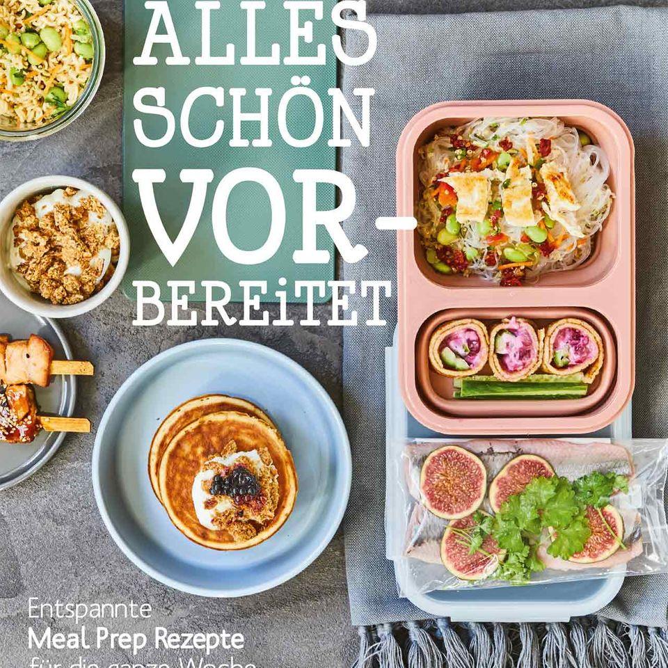 "Buch-Cover ""Alles schön vorbereitet"" Andrea Martens"