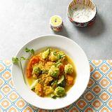 Linsen-Curry-Eintopf: Thermomix ® Rezept