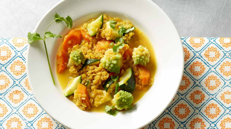Linsen Curry Eintopf HD