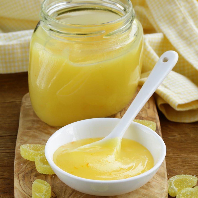 Lemon Curd: Thermomix ® Rezept