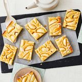 Apfel-Grieß-Kuchen: Thermomix ® Rezept