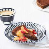 Gâteau au Chocolat mit Apfelkompott: Thermomix ® Rezept