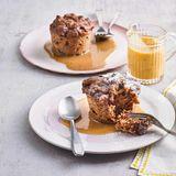 Gewürzpudding mit Butterscotchsauce: Thermomix ® Rezept