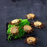 Cracker-Spinnen
