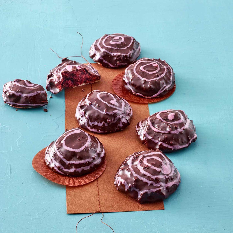 Rote-Bete-Lebkuchen