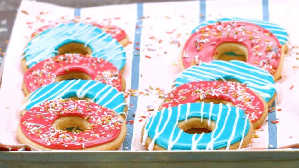 Donut-Kekse