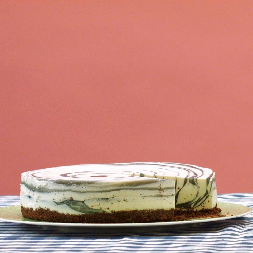 Lakritz-Zebrakuchen