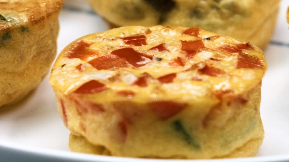 Omelette-Muffins