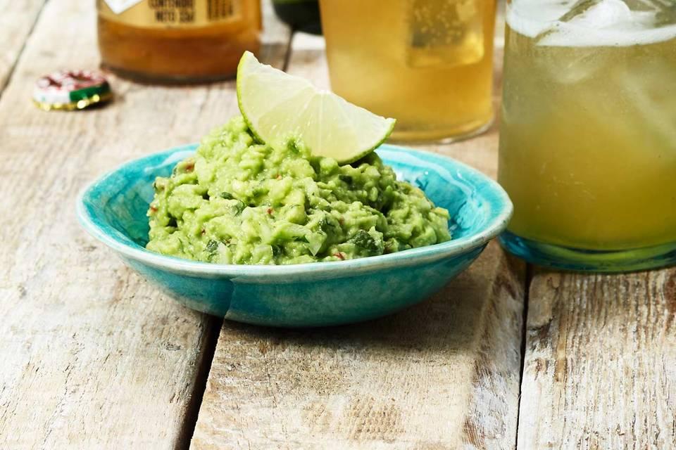 Die perfekte Guacamole Rezept