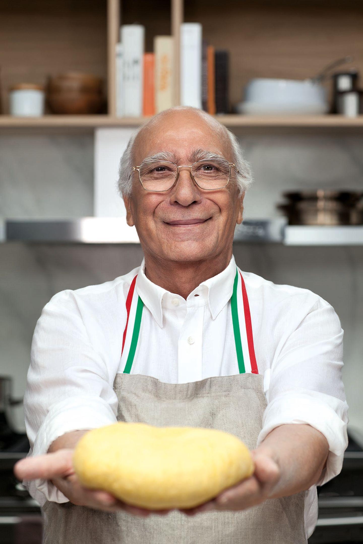 Gründer des Familienunternehmens: Giovanni Rana