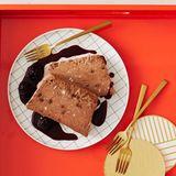 Schokoladen-Whiskey-Parfait für Thermomix ®
