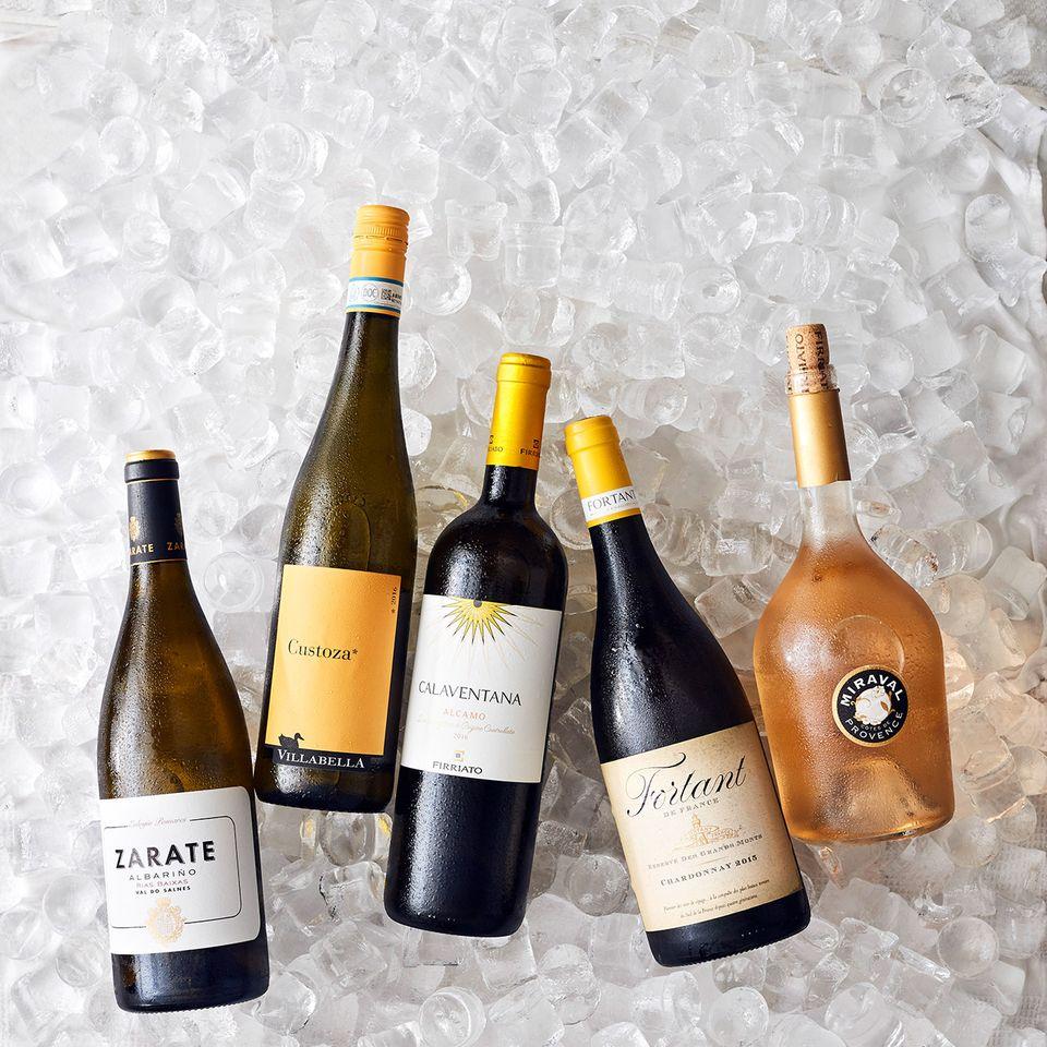 Weinpaket zu Meeresfrüchten essen&trinken 7/2018