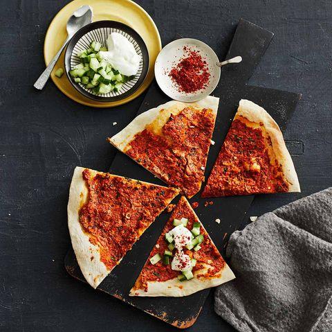 Lahmacun (türkische Pizza): Thermomix ® Rezept