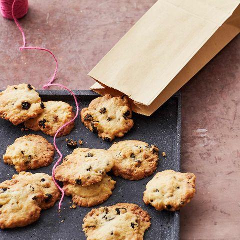 Weiße-Schoko-Sauerkirsch-Cookies: Thermomix ® Rezept