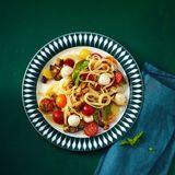 Tomaten-Mozzarella-Pasta