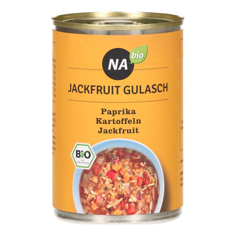 NAbio Jackfuit Gulasch