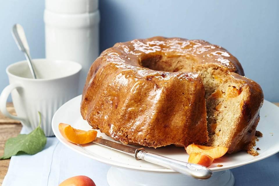 Aprikosen-Mandel-Puffer Rezept