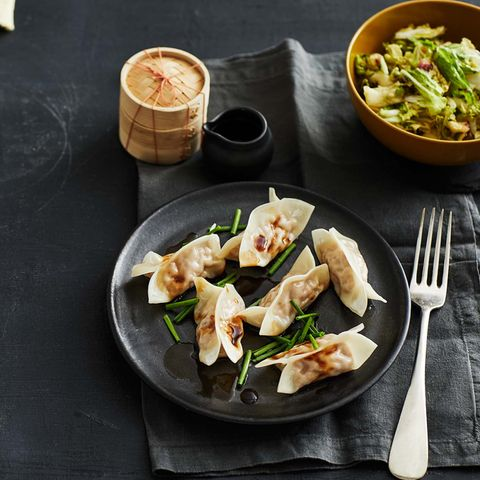 Dumplings: Thermomix ® Rezept