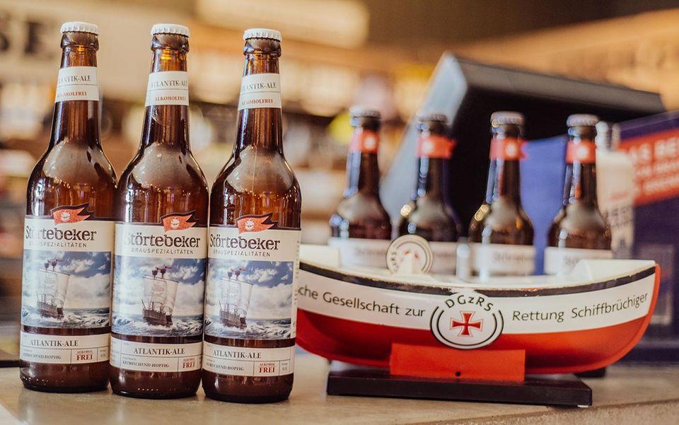 Störtebeker Atlantic Ale Alkoholfrei