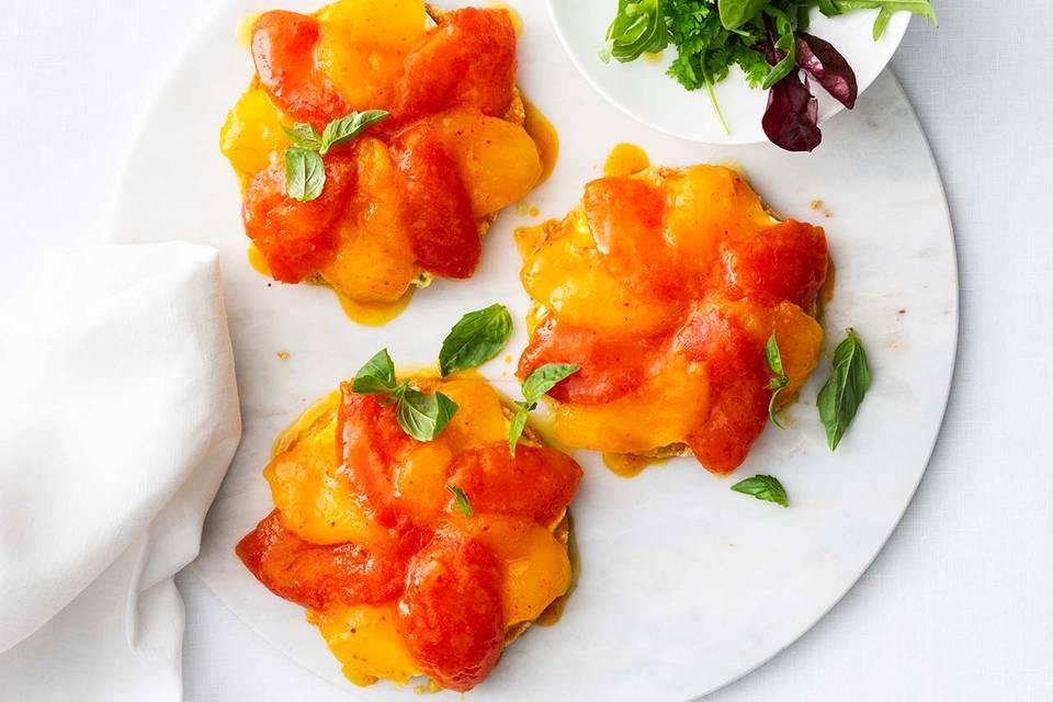 Kleine Tomaten-Tartes Rezept