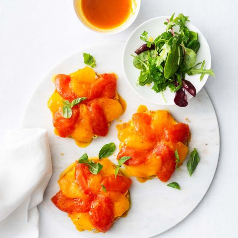 Kleine Tomaten-Tartes