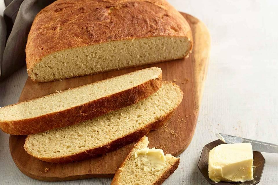 Kokos-Dinkel-Brot Rezept