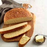 Kokos-Dinkel-Brot