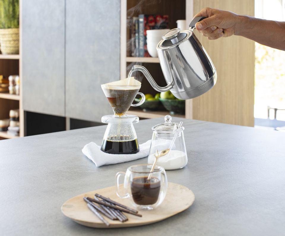 Präzisionswasserkocher von KitchenAid Hand-Kaffeefilter