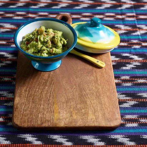 Guacamole mit Koriandergrün
