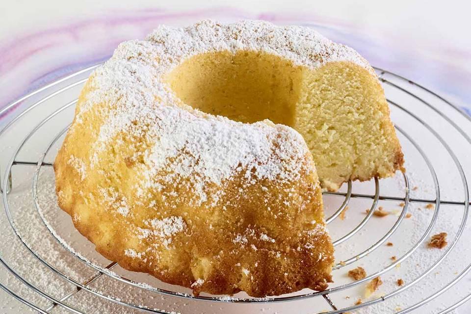 Ingwer-Zitrone-Kuchen Rezept