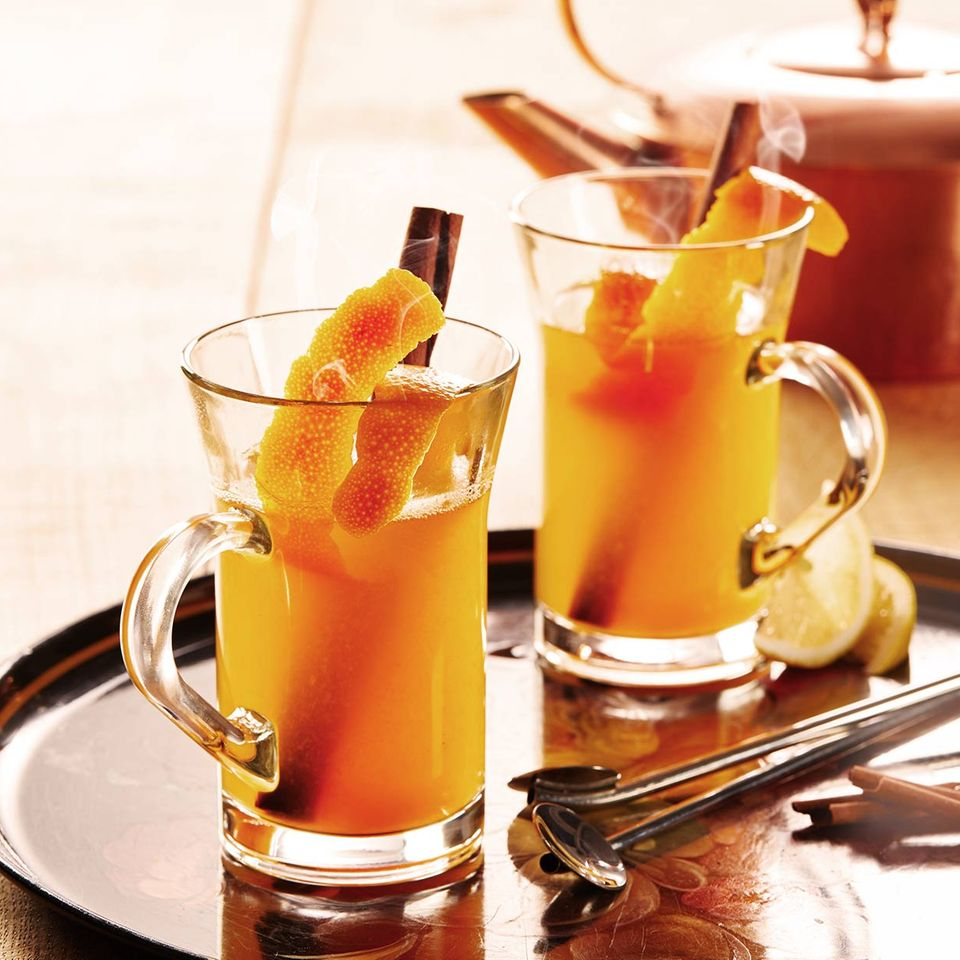 Brandy Port Toddy