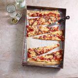 Sardellen-Pizza