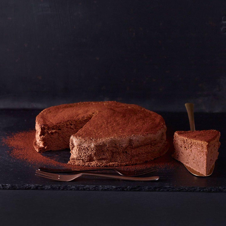Schoko-Soufflé-Kuchen