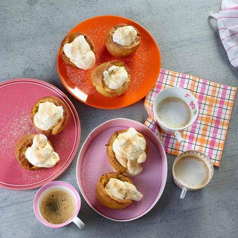 Apfel-Yorkshire-Pudding