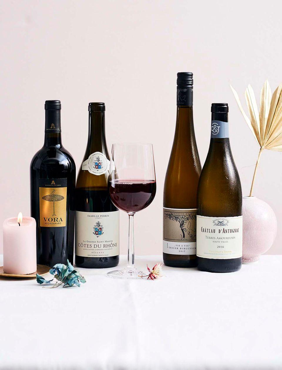 """Exklusives Weinpaket von """"essen&trinken"""""""