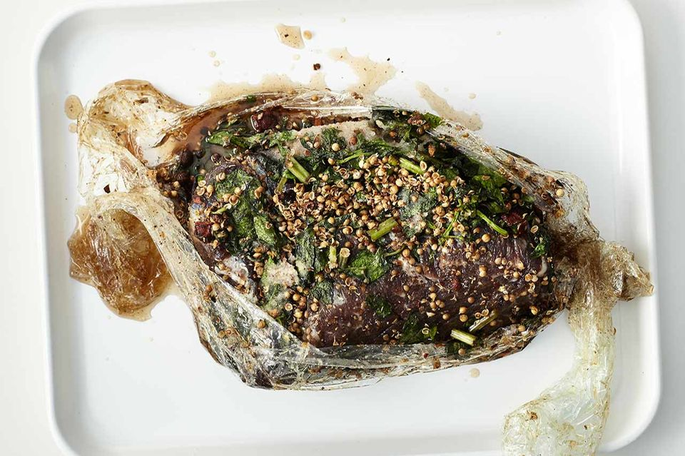 Beizen: Fisch und Fleisch
