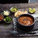 Linsen-Chili sin Carne