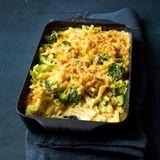 Mac 'n' Cheese mit Gemüse