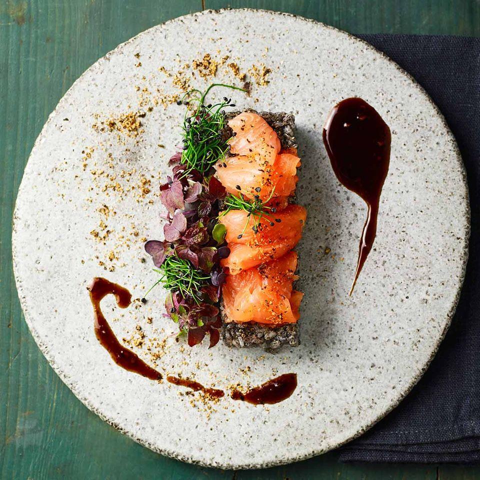Saiblings-Sushi