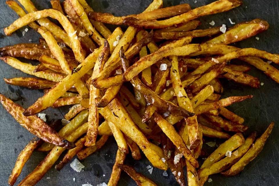 Kartoffelstifte Rezept