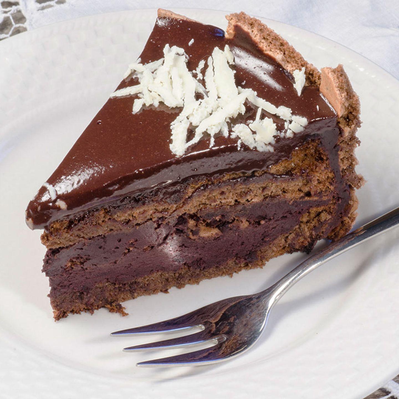 Schokoladenmousse-Torten