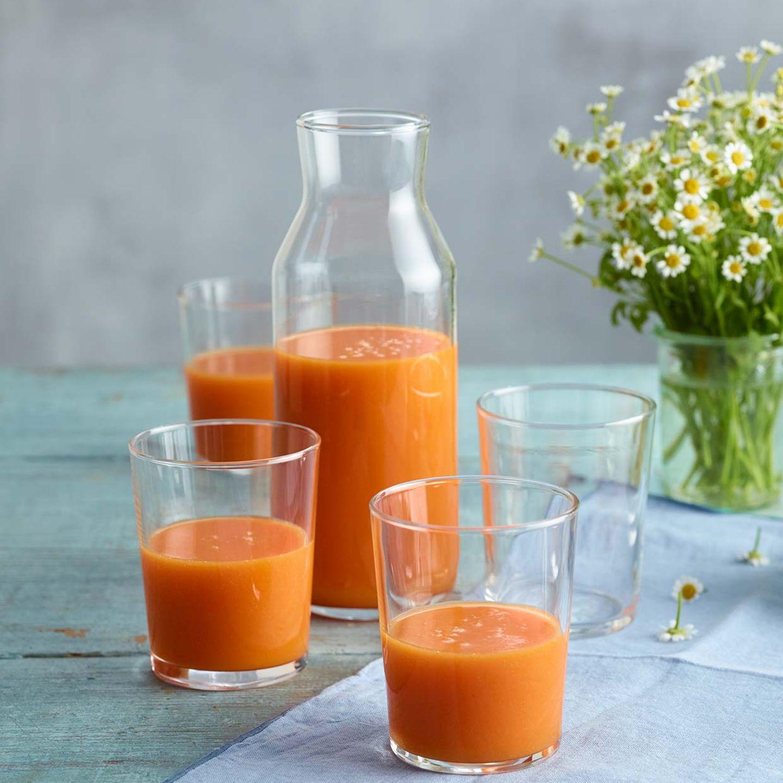 Mango-Möhren-Smoothie