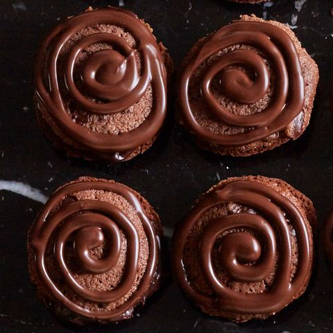 Schoko-Amarena-Cookies