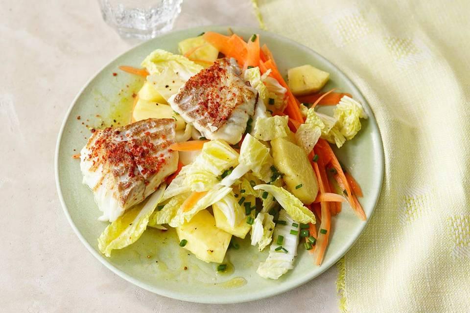 Chinakohl-Ananas-Salat Rezept