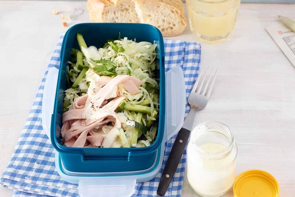 Gyros-Salat Rezept