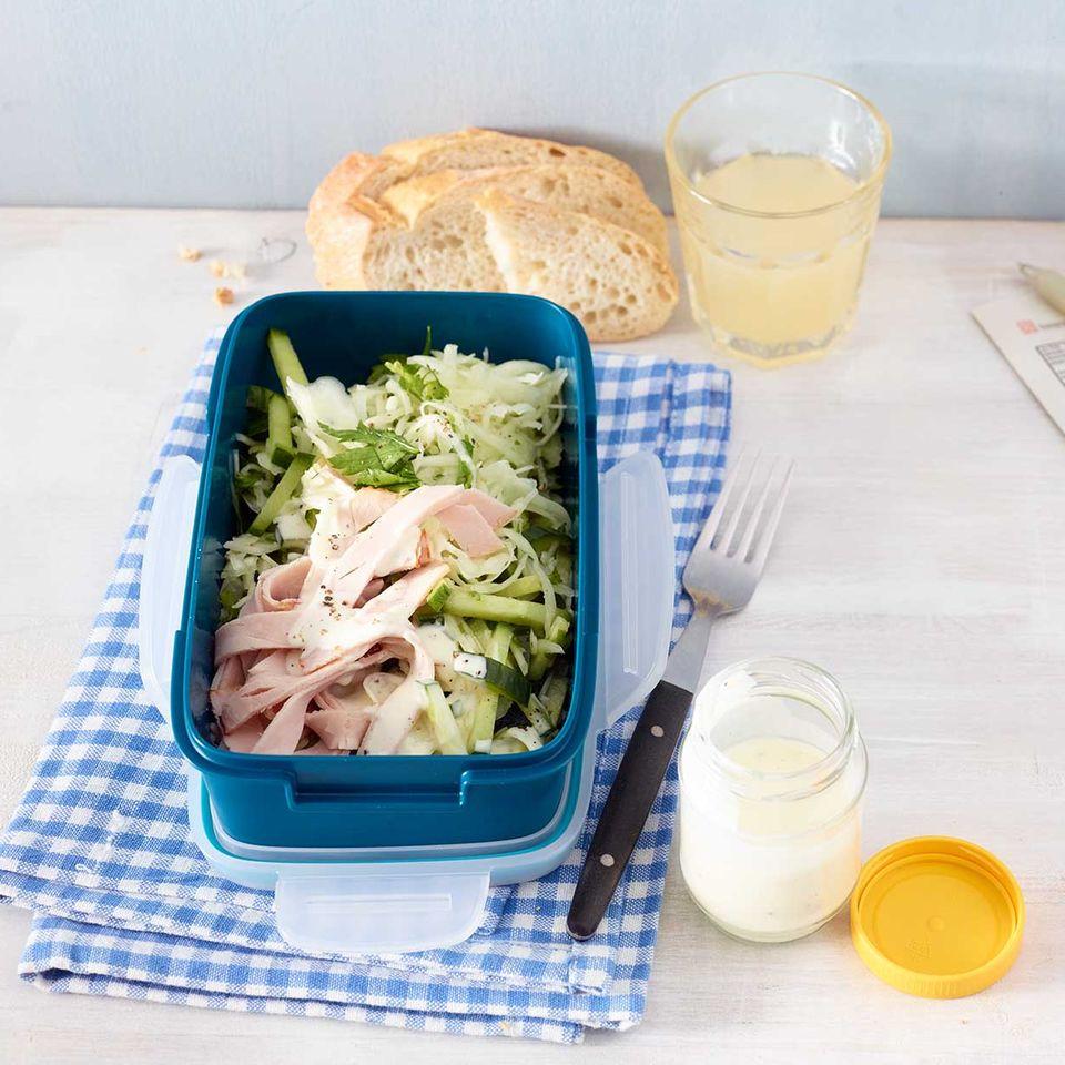Gyros-Salat
