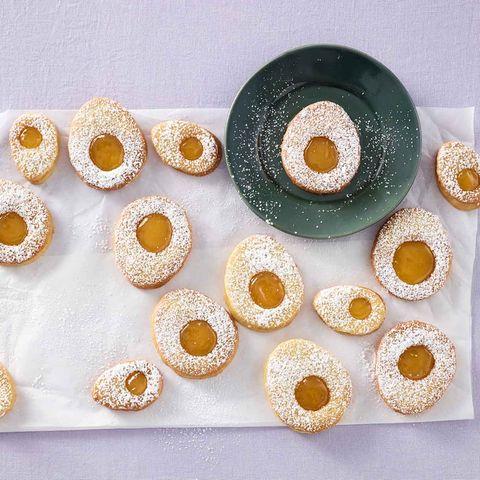 Ostereier-Plätzchen