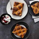 Mokka-Karamell-Steppdeckenkuchen