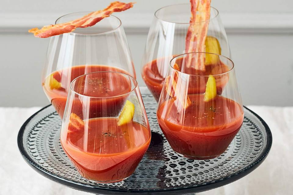 Bloody Mary 2.0 Rezept